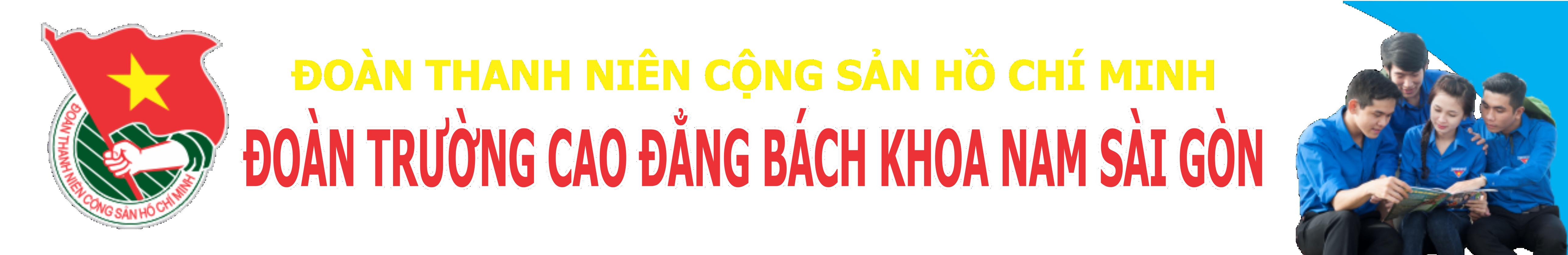 Cổng thông tin Đoàn Trường Nam Sài Gòn