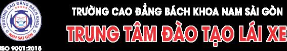 Trung tâm Đào tạo lái xe Nam Sài Gòn