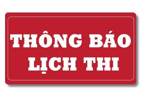 Thon bao lich thi