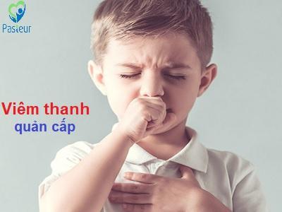 Viem Thanh Quan Cap O Tre Nhung Dieu Cha Me Can Luu Y 1