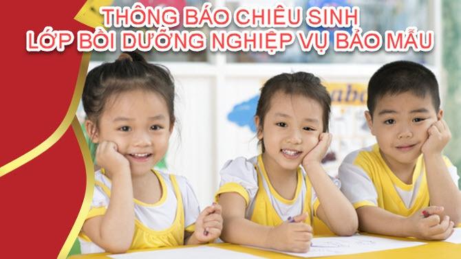 Tuyen Sinh Bao Mau