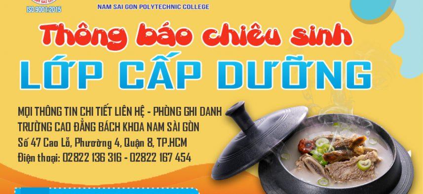 Chieu Sinh Lop Cap Duong