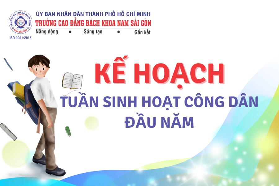 Tuan Sinh Hoat Cong Dan Dau Nam