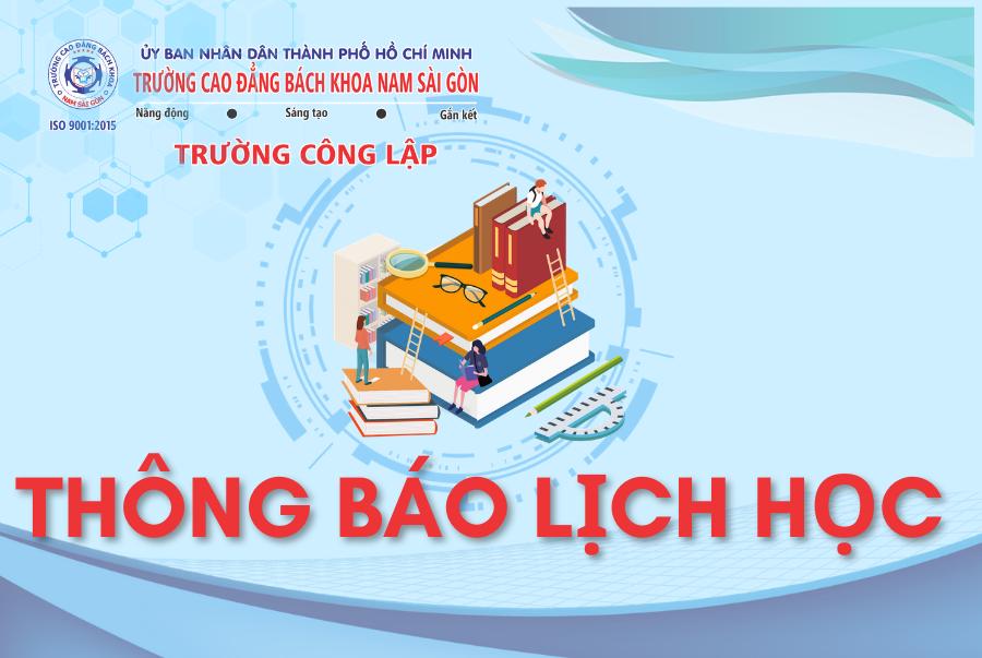 Thong Bao Lich Hoc