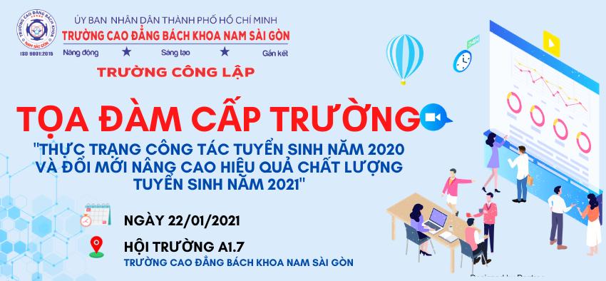 Toa Dam Tuyen Sinh 2021