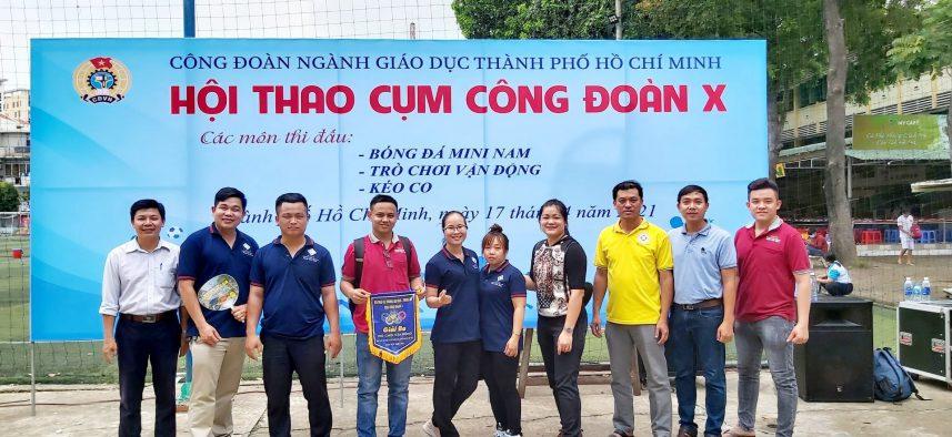 Hoi Thao Cum Cong Doan X 2021